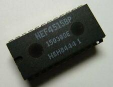 HEF4515BP Latch Decoder Demultiplexer 24 Pin Chip