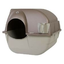 Litter Box Tray Self Cleaning Regular Roll and Clean Hygienic Easy Clean Fresh