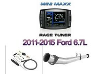 2011-2016 Ford 6.7 Mini Maxx Tuner & Mid pipe Nm & eg r upgrade P1 Or Flopro