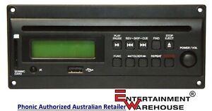 Phonic SAFARI CD/USB  SAFARI 3000 CD/USB Player and Recorder
