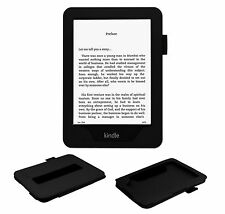 "ACM-BACK EXECUTIVE LEATHER CASE for KINDLE E-READER 6"" TABLET GRIP COVER - BLACK"