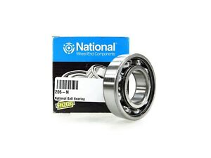 NEW National Transfer Case / Transmission Bearing 206 Chevy Jeep Mercedes 65-15