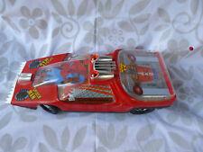 Rare voiture SPIDER-MAN REEL 1980 - Excellent état sans la télécommande - MARVEL