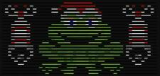 Light-O-Rama 24 Pixel Matrix Sequence to: Crazy Frog - Jingle Bells
