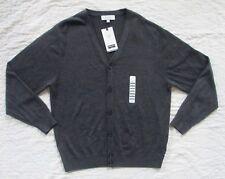 Turnbury L Long Sleeve Button Down Cardigan Sweater 100 Merino Wool