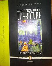 Prentice Hall Penguin Literature, Gr 12, AL Vol.2 Teacher's Ed 2008 013363664X