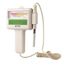 Elektronischer Tester für Chlor und pH-Wert Chlormessung Pooltester Wassertest