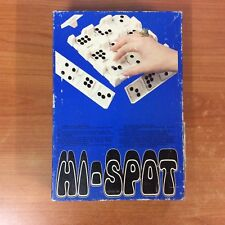 Board Game - Hi-Spot - The Fun & Game Name - 100% Complete