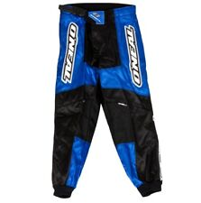 Fahrerhose Kids Kinder O'Neal Element 2003 blau Cross Offroad MX