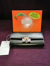 Ted Baker ELENI Crystal bobble leather matinee purse (Black) RRP £99