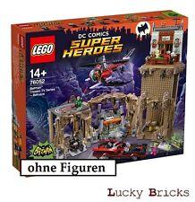 LEGO® Super Heroes - 76052 Bathöhle - OHNE FIGUREN/HELI/BATMOBIL