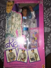 Ken Doll- Jewel Secrets- NIB