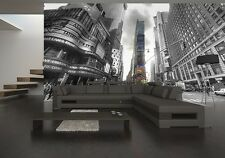 366x254cm huge bedroom Wall Mural photo wallpaper Times Square New York