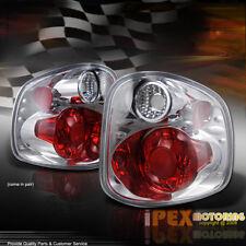2001-2003 Ford F150 King Ranch/Lightning FLARESIDE/SUPERCREW Chrome Tail Lights