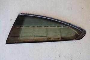 BMW M4 F82 2014 Rear Quarter Window Glass LHS 7292383 J163
