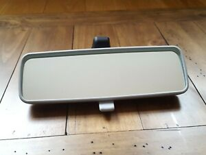 Fiat 500 / Bravo / Grande Punto / Panda Rear View Mirror - 0143741 (Grey)