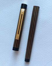 "💥Sheaffer Traga Slim  Fountain Pen Cap & Barrel Repair Parts ""USED"""