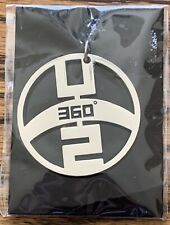 U2 360 Keychain Very Rare! Approximately 4� long. Circle is 2� diameter. New.