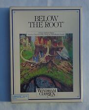 BELOW THE ROOT fantasy game COMMODORE 64/128 Disk Windham Classics 1984
