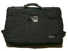 Patagonia Black Burrito Suiter Hanging Garment Bag Tri Fold Carry On Luggage