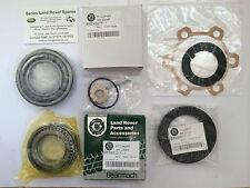Bearmach Land Rover Series 2 & 3 upto 1981 Wheel Bearing & Seal Kit BK 0001
