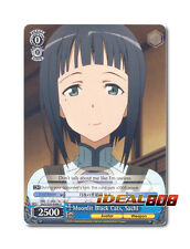 Weiss Schwarz Sword Art Online x 4 Moonlit Black Cats, Sachi [SAO/S20-E084 U] En