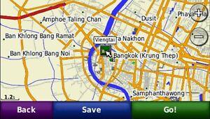 """Garmin ® Nuvi 255W 4.3"""" GPS Navigator w/ Upgraded 2021 Maps, US & Thailand"""
