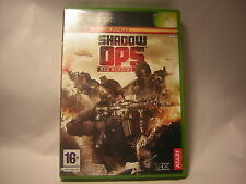 XBOX Shadow Ops : Red Mercury