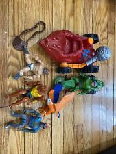 he man action figures lot