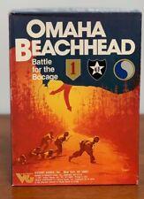 Omaha Beachhead, Victory Games, 1987
