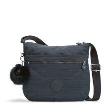 Kipling Medium Crossbody Bag ARTO Shoulder Bag in TRUE DAZZ NAVY RRP £73
