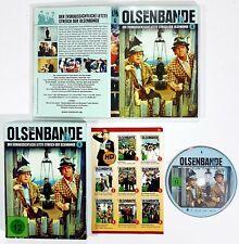 DVD Film DER (VORAUSSICHTLICH) LETZTE STREICH DER OLSENBANDE dt. DEFA/DDR/Osten