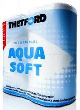 Papel WC Higiénico Thetford AQUA SOFT 4 unidades para Porta Potti Camping