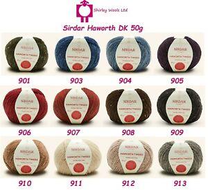 Sirdar Haworth Tweed DK 50g - RRP £3.95 - OUR PRICE £3.25