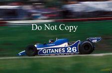 Jacques Laffite Ligier JS11 F1 temporada 1979 fotografía 2