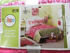 Circo Lady Bugs Full/Queen Quilt & Sham Set New comforter