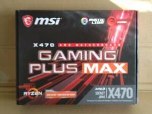 MSI Gaming Plus X470