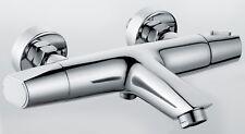 Badewannenarmatur Wannenarmatur Thermostat Messing Chrom Duscharmatur NEU&OVP