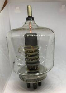 RARE Mullard TY4 500 Triode radio valve vacuum tube