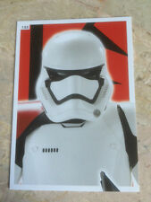 STAR WARS Force Awakens - Force Attax Trading Card #155 Puzzle