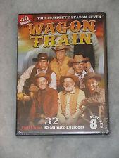 Wagon Train - COMPLETO Séptimo Temporada Series 7 Seven - DVD BOX SET