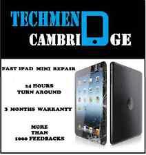 Apple iPad Mini CRACKED GLASS DIGITIZER REPAIR REPLACEMENT SERVICE  Black/White