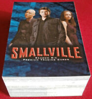 SMALLVILLE - SEASON SIX - COMPLETE BASE SET of 90 cards - Inkworks 2007