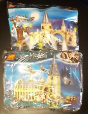 Harry Potter (Justice Magician) LELE Building Sets Hogwarts & Whomping Willow