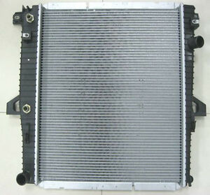 TYC 2470 Radiator Assy for Ford Ranger 2.3L L4 Auto Trans 2001-2011 Models