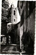 CPA Gagnes -sur - mer .- Vieux cagnes porte de nice  (198597)