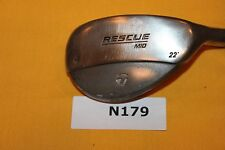 TaylorMade Rescue Mid 22º 4 Hybrid Ladies Women Graphite Golf Club N179