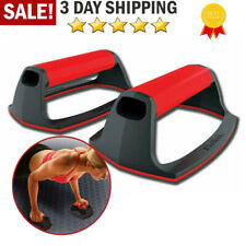 Perfect Push Up Handles Pair Non-Slip Comfortable Fitness Workout Padded Grips