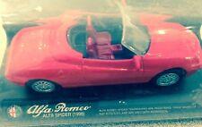 ALFA SPIDER 1996 DIE CAST MODEL CAR - ALFA ROMEO