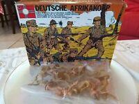Rarissimi Atlantic Soldatini DEUTSCHE AFRIKAKORP corpi armata 2 guerra mondiale